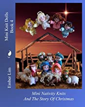 Mini Knit Dolls Book 4: Mini Nativity Knits