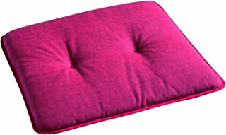 BEST 05041361 - Cojín para sillas de Exterior, Color Rojo