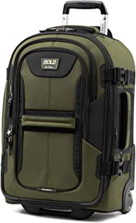 Bold Expandable Rollaboard Luggage