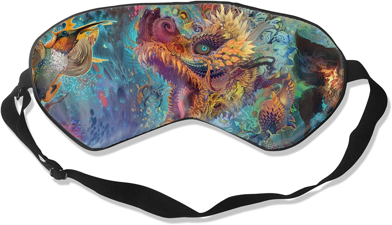 AMRANDOM Unique Eye Cover Blindfold Woman Financial sales sale and Sleeping for Sale SALE% OFF Mask