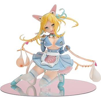 ファニーナイツ Masterpiece Of okama 縄跳びメイドさん ろっぷ 1/8スケール PVC製 塗装済み完成品フィギュア