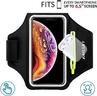 /& Crosface Universal Running ceinture pour tous les téléphones iPhone X//8//7//6//XR//XS//Max//plus