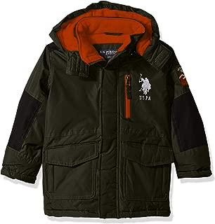 U.S. Polo Assn. Boys' Parka Outerwear Jacket