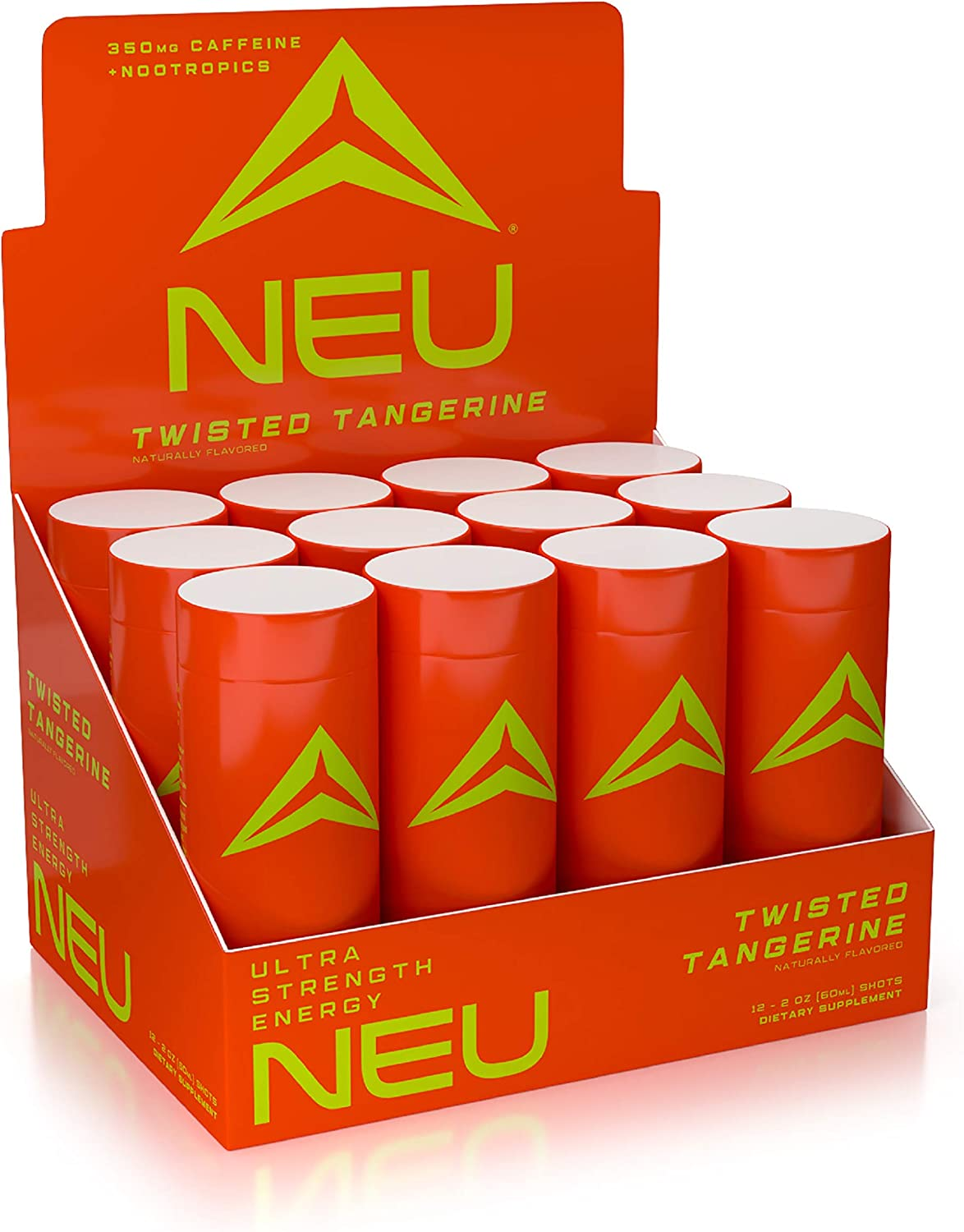 NEU Extra Strength National products Energy Max 89% OFF Shots Pre Nootr Drinks Workout