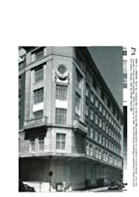 Vintage photo of The Former MI5 Headquarters in London39;s Curzon Street. - coolthings.us