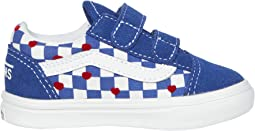 (Autism Awareness) Vans Heart/True Blue