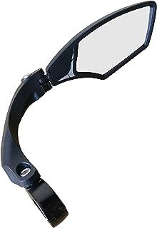 Hafny New Handlebar Bike Mirror, HD,Blast-Resistant,...