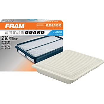 FRAM Extra Guard Air Filter, CA10163 for Select Toyota Vehicles