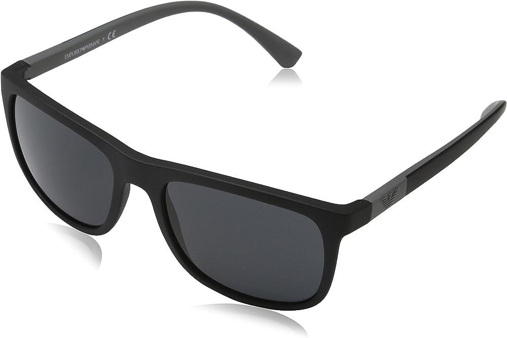 Emporio armani, occhiali da sole da uomo EA 4079 57 504287