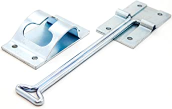 Red Hound Auto RV Trailer 6 Inches T-Style Entry Door Catch Holder All Metal with Bracket New