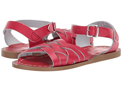 Salt Water Sandal by Hoy Shoes Retro (Toddler/Little Kid) (Red) Girls Shoes