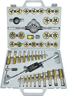 Neiko 00915A 45 Piece Metric Titanium Tap & Die
