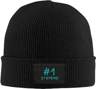 Empieza cada día con un sombrero de punto de corazón agradecido para hombres y mujeres