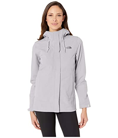 The North Face Apex DryVenttm Jacket (TNF Light Grey Heather/TNF Grey Heather) Women