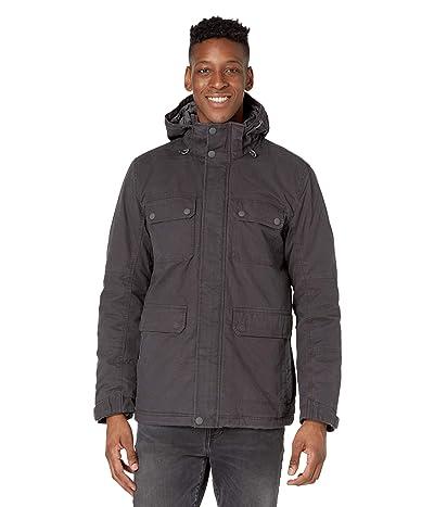 Prana Bronson Towne Jacket (Charcoal) Men
