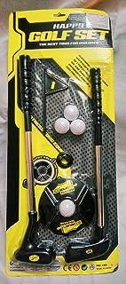 لعبة الجولف من البينو مكونة من 2 مضرب وثلاث كرات وحفرة
