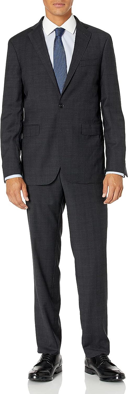 Lowest price challenge Cole Haan Los Angeles Mall Men's Fit Suit Slim