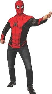 spiderman costume fabric