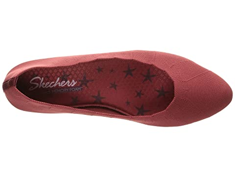 Cleo Skechers Embrujado Blackcharcoalred Punto Ingeniería Skimmer 08ZCdwZx