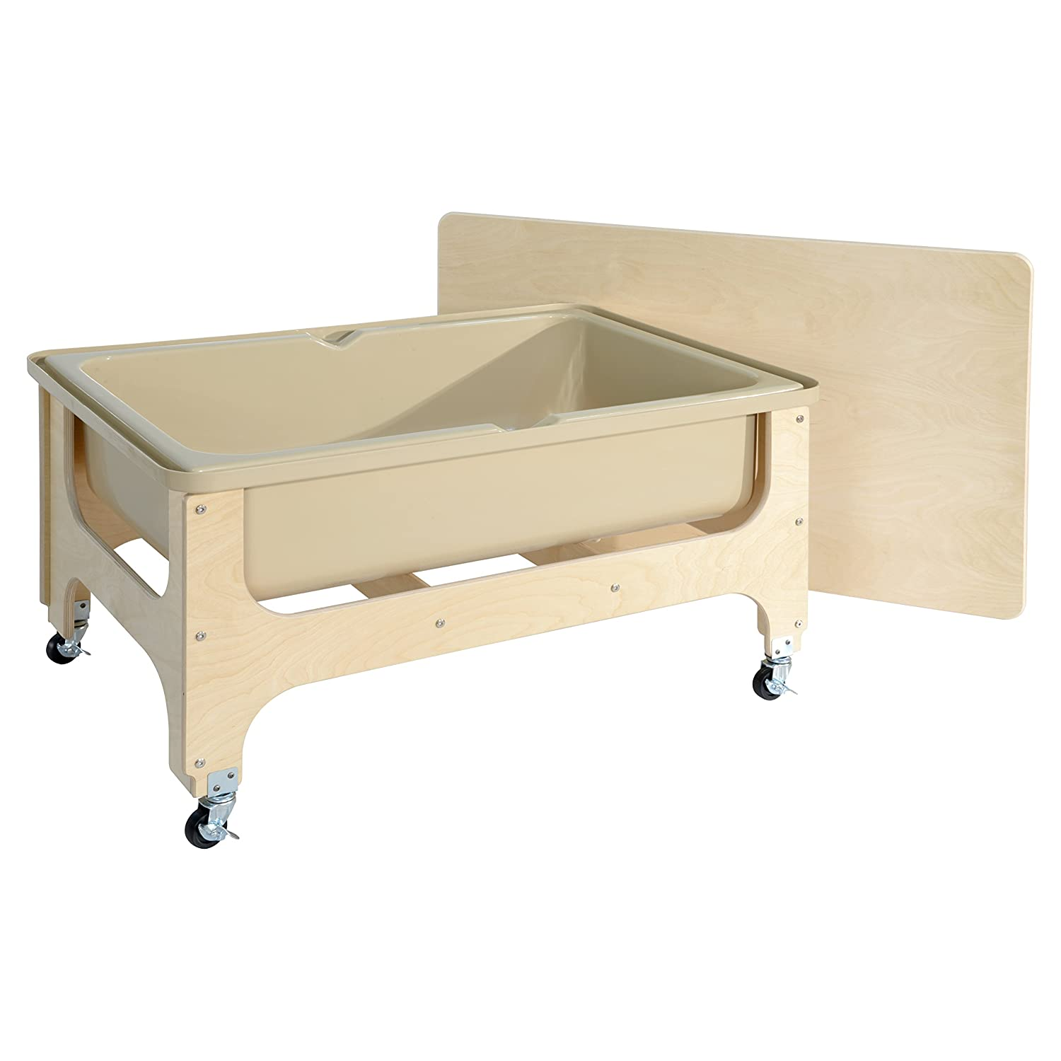 Wood Designs Lowest price challenge WD11875 - Tot Size Water Raleigh Mall Sand Table Lid with