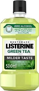 غسول الفم بالشاي الاخضر من ليسترين ® - 500 مل
