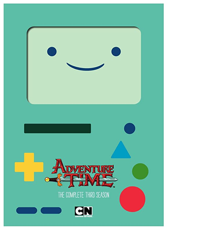 Adventure Time S3 (DVD)