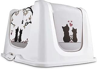 So Phresh Cat Love Litter Box Privacy Hood