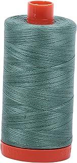 Aurifil Mako Cotton Thread Solid 50wt 1422yds Medium Juniper