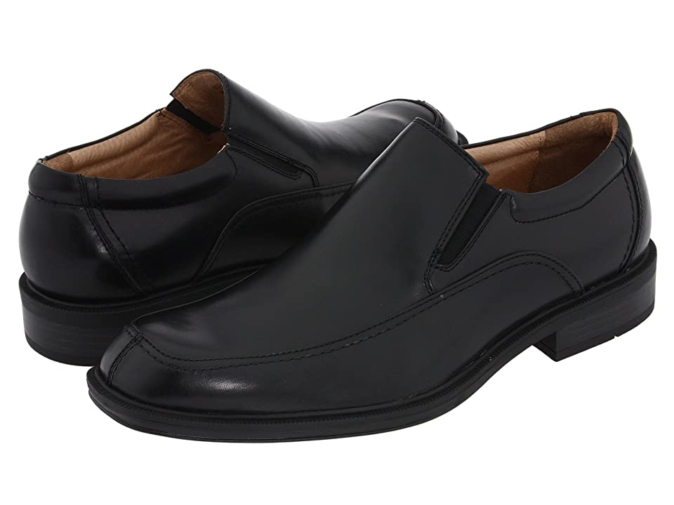 Florsheim Bogan (Black Leather) Men
