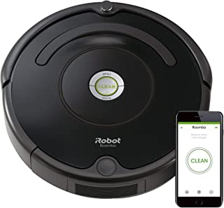 iRobot Roomba 671 Robot Vacuum with Wi-Fi Connectivity, Works with Alexa, Good for Pet Hair, Carpets, and Hard Floors
