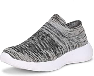 Kraasa Socksfit Sports Shoes for Men | Walking Shoes | Casual Sneakers | Running Shoes for Men