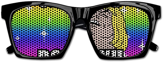 Oh My God Do I Try Personalize Classic Sunglasses Custom Unisex Sunglasses