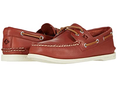 Sperry A/O 2-Eye Whisper (Red) Men