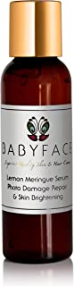 Skin Lightening Cream Bleach Serum Tranexamic Acid Licorice Bearberry Bleaching, Hydroquinone Free Safe Whitening 2.2 oz. by Babyface