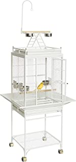 avian adventures stainless steel bird cages