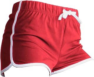 Womens/Ladies Retro Training/Fitness Sports Shorts