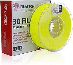 Filatech ABS Filament, Lum. D. Yellow, 1.75mm, 1KG