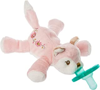 Mary Meyer WubbaNub Infant Pacifier ~ Itsy Glitzy Fox