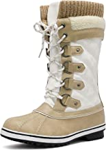 Best mid calf white boots Reviews