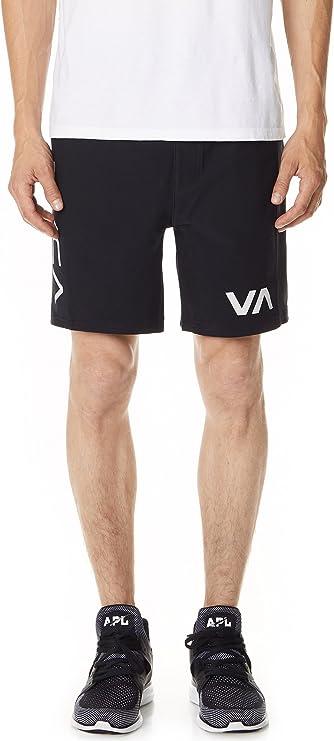RVCA Sport Va Sport Grappler Short Black Medium