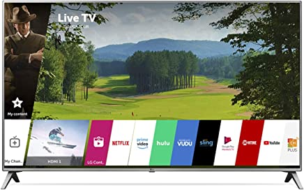 LG Televisión 65UK6500AUA Pantalla UK6500AUA 4K HDR Smart LED UHD TV con AI ThinQ® - 65in Class (64.5in Diag) Wi-Fi Incorporado (Renewed)
