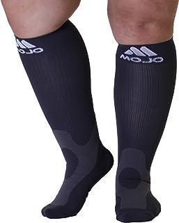 Mojo Coolmax Recovery & Performance Sports Compression Socks - Triathlete Compression Socks - Unisex