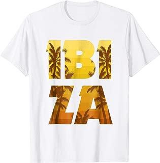 Ibiza Spain Summer Vacation Travel T-shirt Hen Party Gift