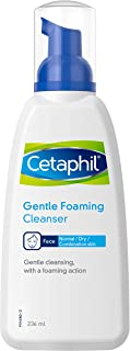 Cetaphil Gentle Foaming Cleanser 236ml