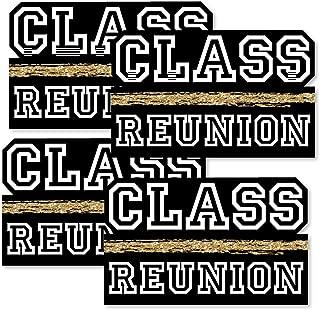 Reunited - Decorations DIY School Class Reunion Party Essentials - Set of 20