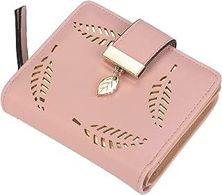 Paradox Girls Leaf Bi-fold Card Holder Womens Purse Clutch Wallet