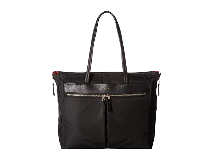 073f10885 KNOMO London Mayfair Grosvenor Place Expandable Top Zip Tote at ...