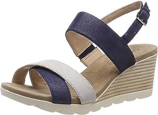 909cf73a0ff6c CAPRICE Women's Elena Ankle Strap Sandals