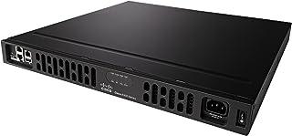 Cisco ISR 4331 - Voice Security Bundle - Router - Rack-Mountable, Black (ISR4331-VSEC/K9)