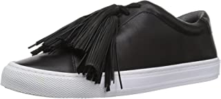 Loeffler Randall Women's Logan Nappa Tassel Sneaker